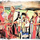Inter-Tribal by deepbluwater