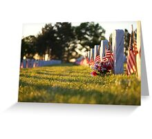 Memorial Day 2012 Greeting Card