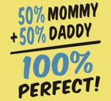 100 percent perfect baby boy Kids Tee