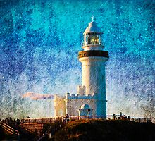 Byron Bay Lighthouse by Stuart Row