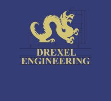 Drexel Engineering Shirt by zblock135