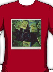 Lomography time T-Shirt