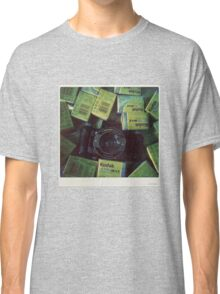 Lomography time Classic T-Shirt