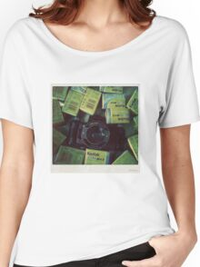 Lomography time Women's Relaxed Fit T-Shirt