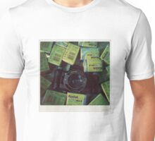Lomography time Unisex T-Shirt