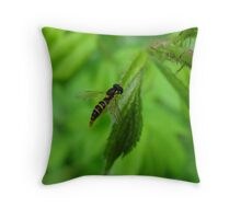 Don't sweat it Throw Pillow