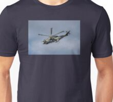 Royal Navy Merlin Helicopter Unisex T-Shirt