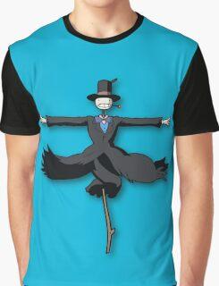 Navet,Howl's Moving Castle Graphic T-Shirt