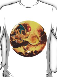 Charizard | Pokeball T-Shirt