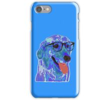 Hipster Dog iPhone Case/Skin
