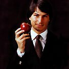 Steve Jobs - Think different by MalvadoPhD