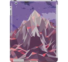 Night Mountains No. 6 iPad Case/Skin