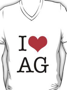 I <3 AG T-Shirt