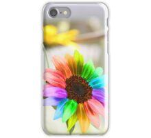 Rainbow Sunflower iPhone Case iPhone Case/Skin
