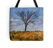 Tree Texture Tote Bag