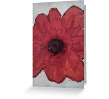 Mariam's Flower  Greeting Card