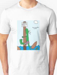 tyrannosurfers wrecks T-Shirt