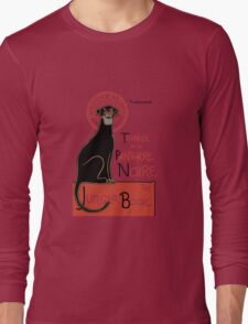 Panthère Noir Long Sleeve T-Shirt