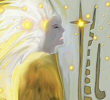 SPIRIT OF THE INDIAN CHIEF- BROKEN PROMISES by Sherri     Nicholas