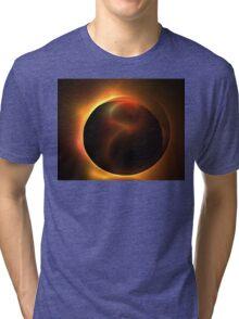Solar Horizon Tri-blend T-Shirt