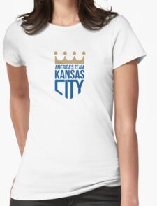 America's Team Womens Fitted T-Shirt