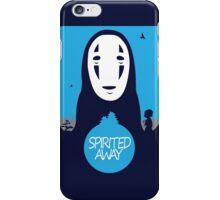 Minimalist Spirited Away iPhone Case/Skin