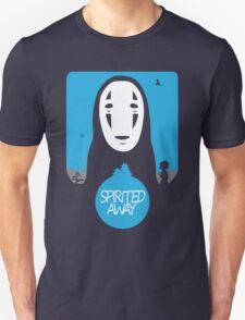 Minimalist Spirited Away T-Shirt