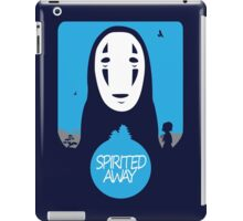 Minimalist Spirited Away iPad Case/Skin