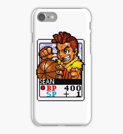 Sean - Street Fighter iPhone Case/Skin