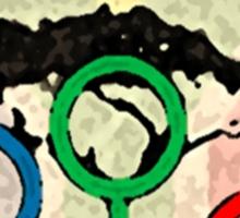 South Africa Quidditch Sticker