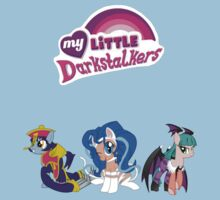 My little Darkstalkers by Sonson21