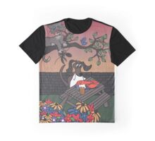 Wildago's Paws and Claws Graphic T-Shirt