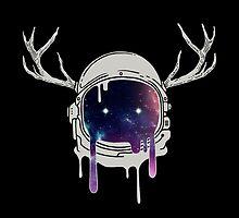 Spaceman by Jorge Lopez
