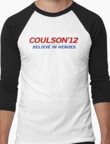Coulson 2012 Men's Baseball ¾ T-Shirt