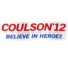 Coulson 2012 Poster