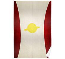 Saturn Girl Poster