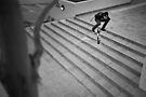 Aarron Winter, hardflip. by Luke Carl Thompson