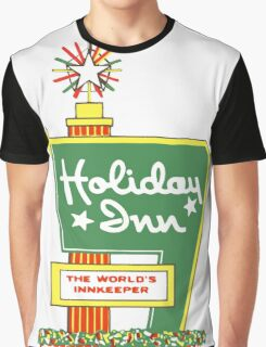 HOLIDAY INN 2 Graphic T-Shirt