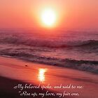 ~ My Beloved Calls ~ by Donna Keevers Driver