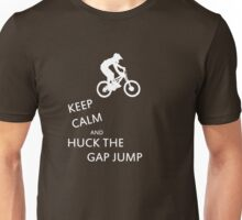 Downhill Mountain bike jump Unisex T-Shirt