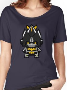 Mekkachibi Black Voltes Women's Relaxed Fit T-Shirt