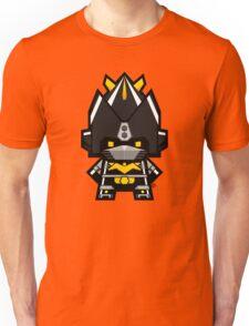 Mekkachibi Black Voltes Unisex T-Shirt