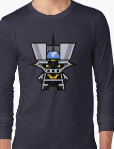 Mekkachibi Black Mazinger Long Sleeve T-Shirt