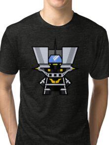 Mekkachibi Black Mazinger Tri-blend T-Shirt