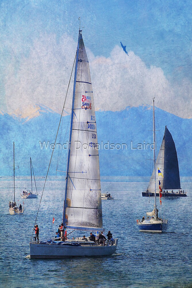 Waiting for the Wind by Wendi Donaldson Laird