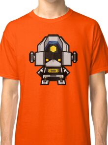 Mekkachibi Black Daimos Classic T-Shirt