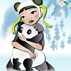 Twisted - Wild Tales: Funi and the Panda by Lauren Eldridge-Murray