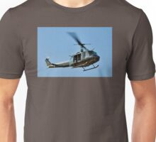 Bell UH-1 Iroquois Helicopter - (Huey) Unisex T-Shirt