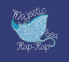 Majestic Sea Flap-Flap Unisex T-Shirt