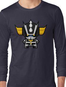 Mekkachibi Black Grendizer Long Sleeve T-Shirt